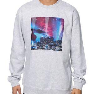 Primitive Skateboarding LA Skyline Sweatshirt